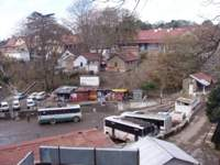 Kasauli Bus-Station