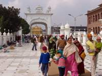 The Golden Sikh Temple