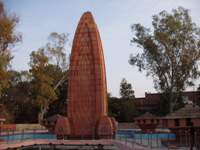 Massacre memorial in Amritsar