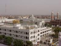 Golden Temple complex view
