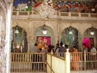 Im Shree Durgiana Tempel
