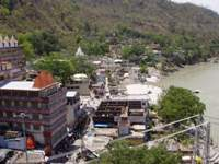 View from Shri Trayanbakshwar Temple